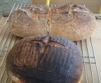 Pečení kvasného chleba